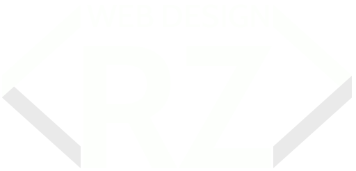 Web Design RZ Logo